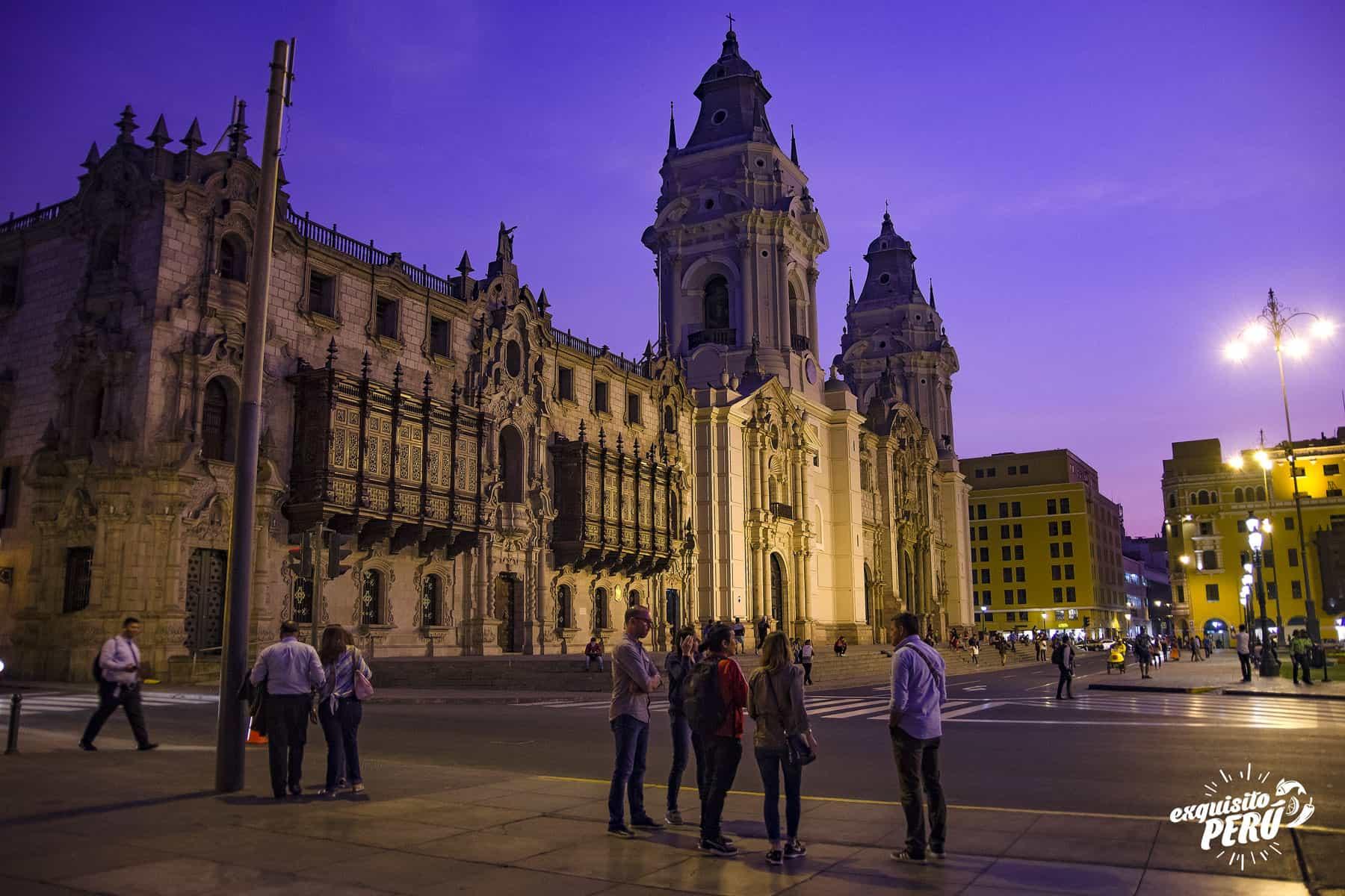 Lima Street Food Tour