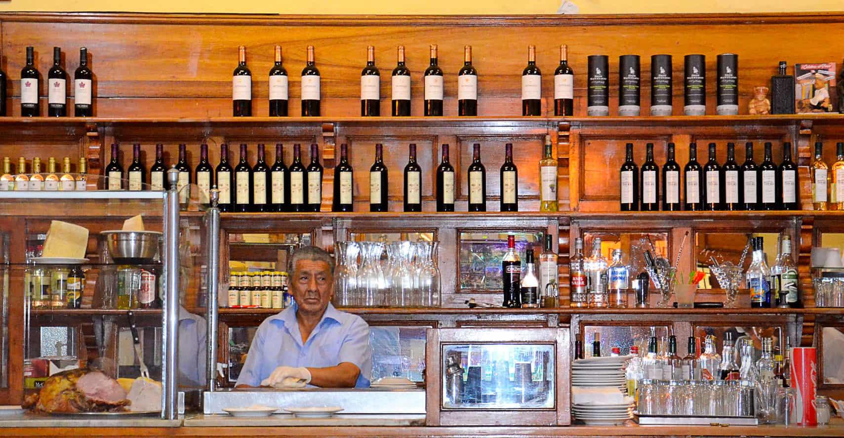 Bar Cordano Lima