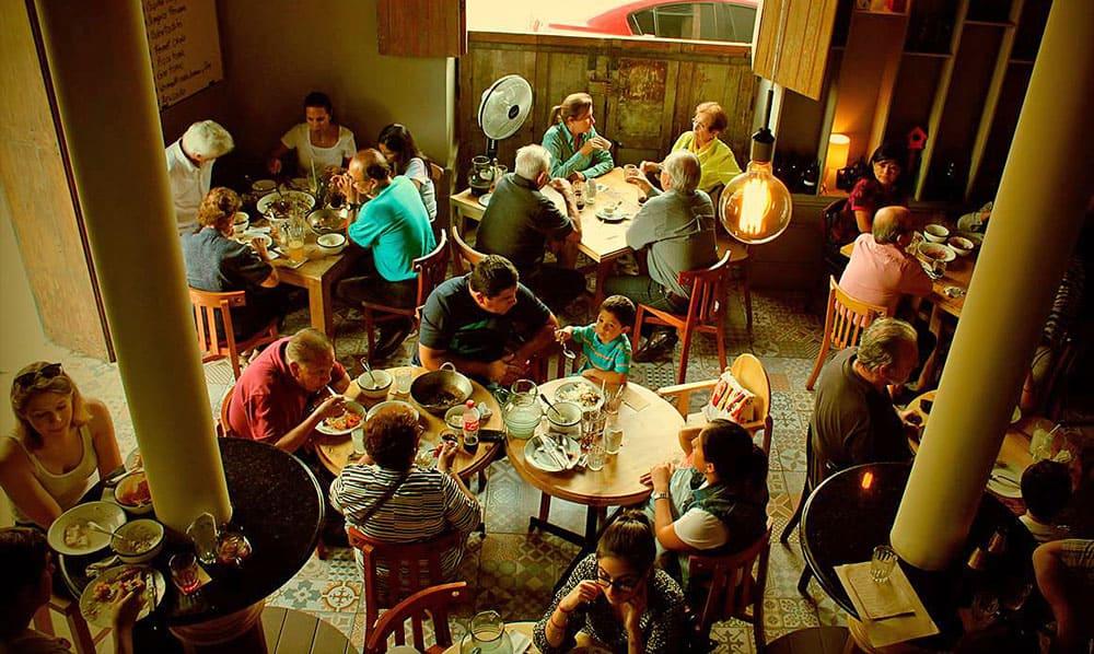 Isolina Restaurant Lima