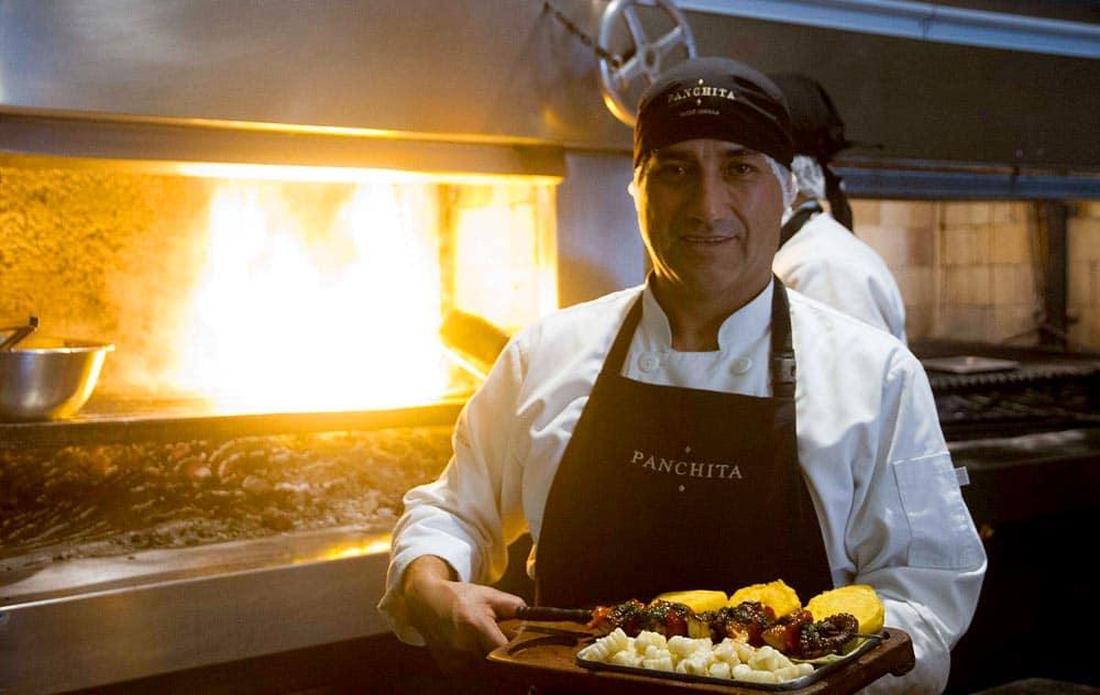 Panchita Restaurant Lima