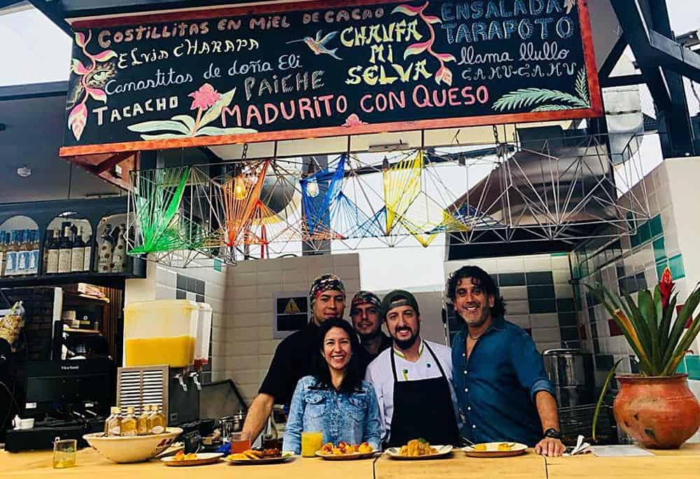 La Patarashkita Mercado28 Lima