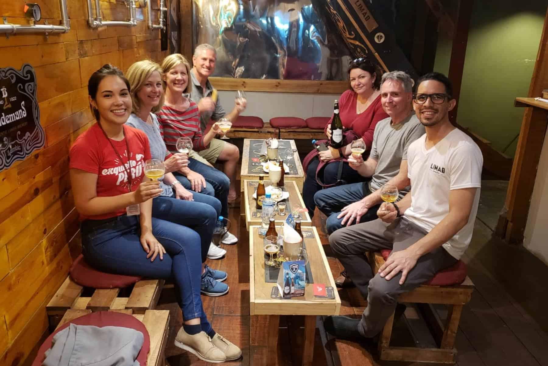 Food Tour Lima
